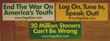 Legalize Stickers